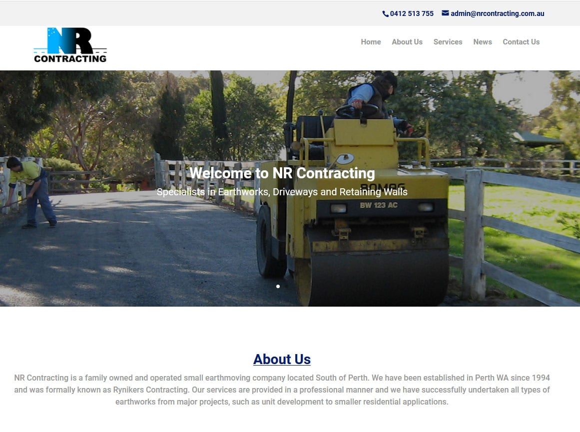 NR Contracting
